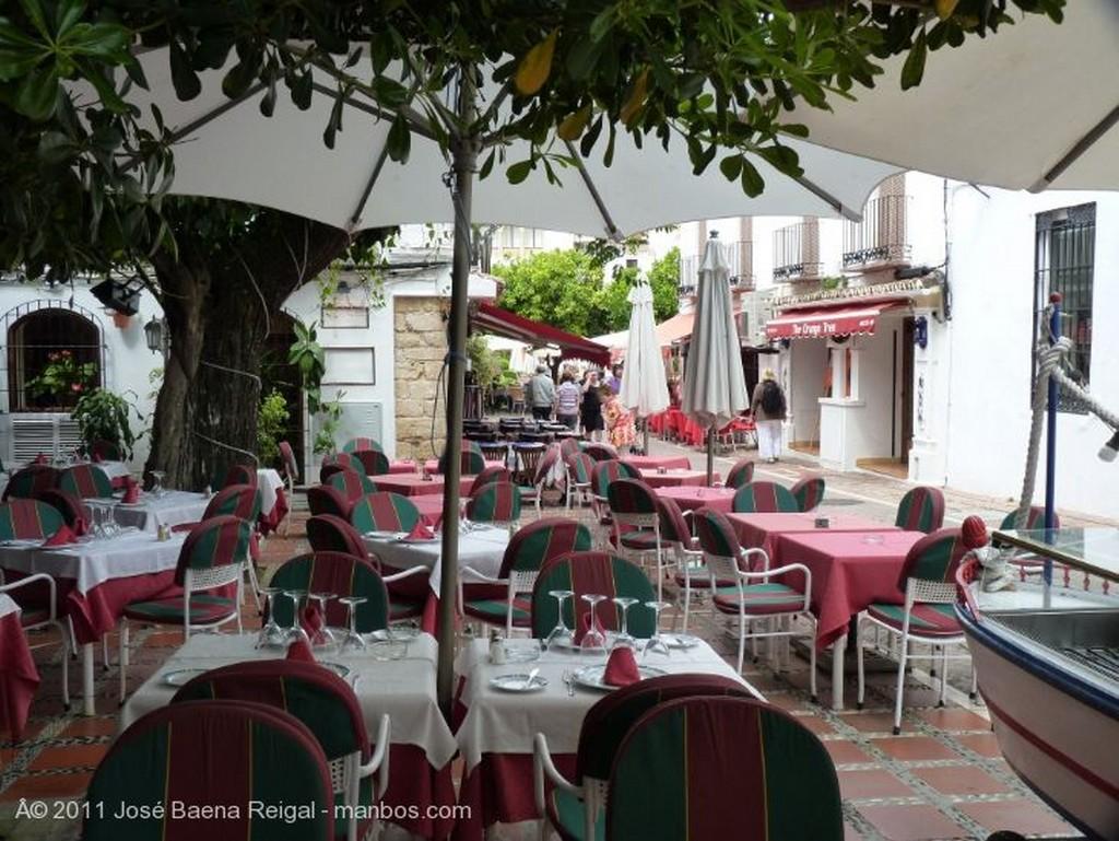 Marbella Paraiso peatonal Malaga