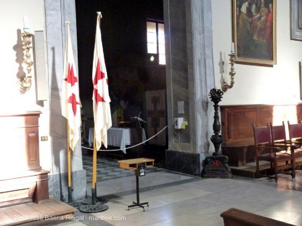 Pisa Altar Mayor Toscana