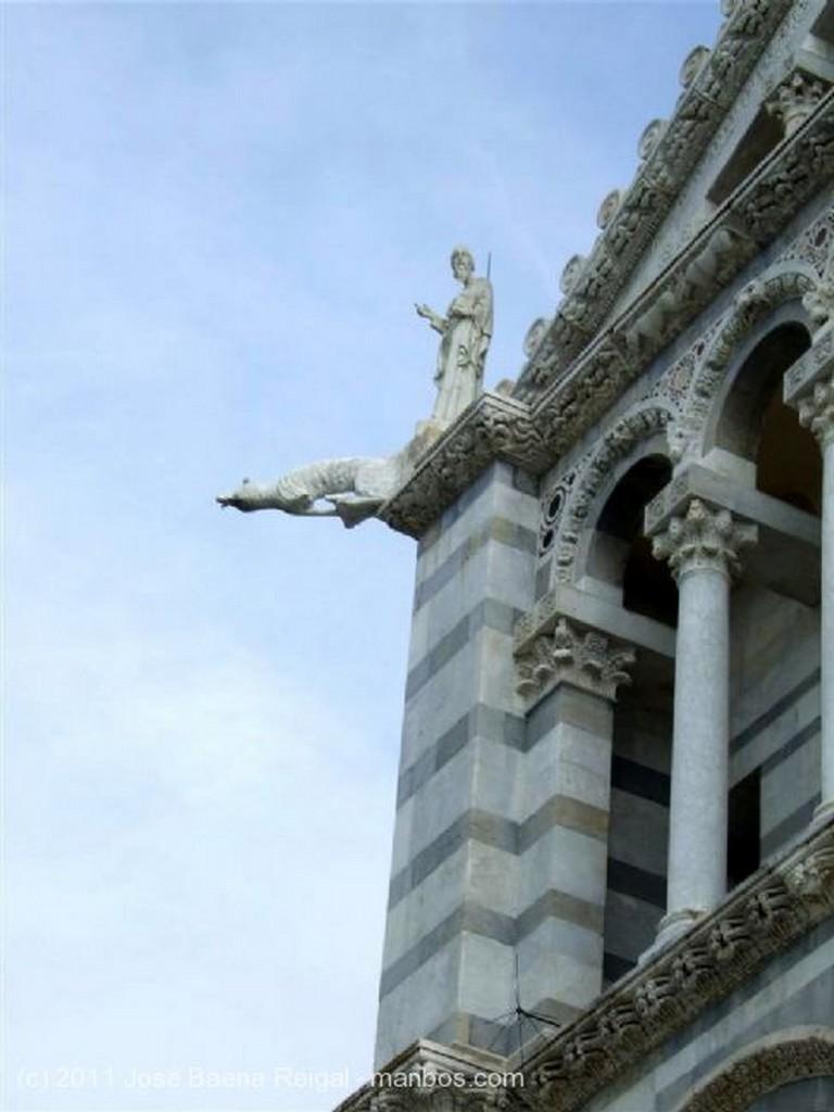 Pisa Abside Toscana