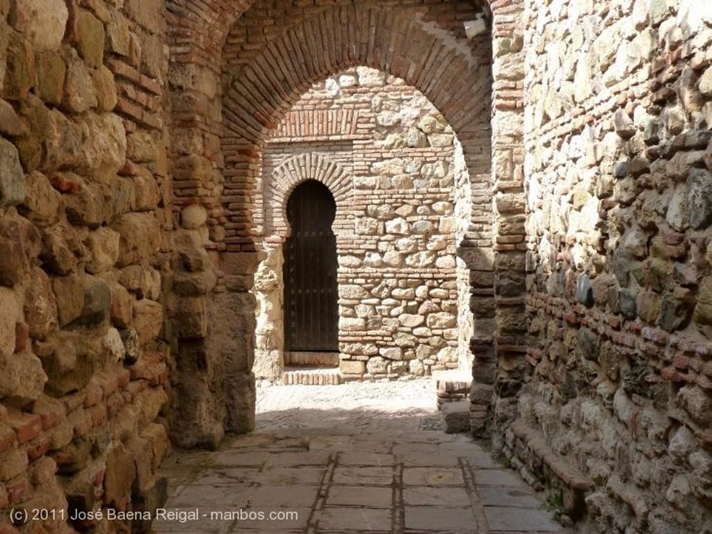 Malaga Puerta en recodo Malaga