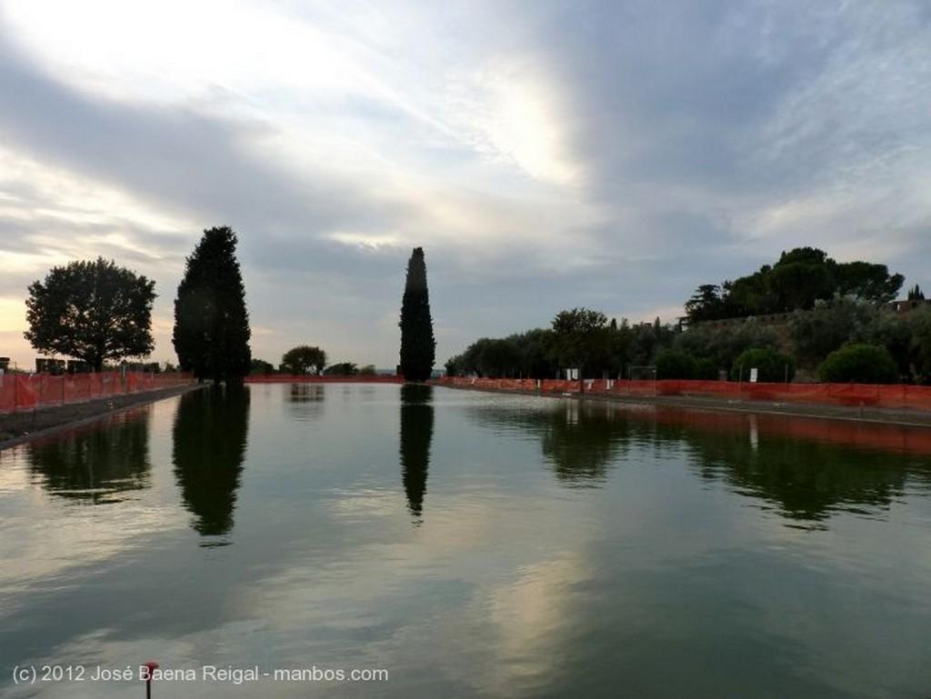 Villa Adriana Capricho de Emperador Roma