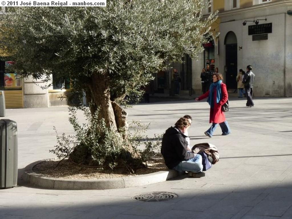 Madrid La Puerta del Sol Madrid