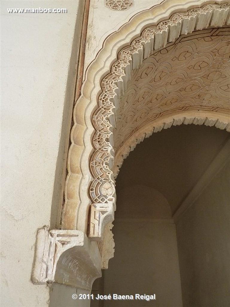 Malaga Patio de La Alberca  Malaga