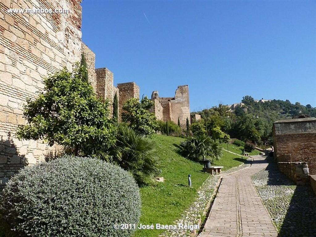 Malaga Torre de La Armadura Mudejar  Malaga