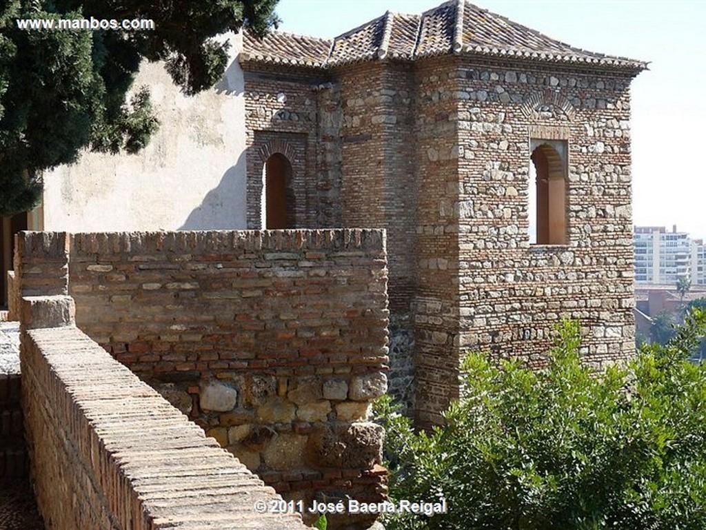 Malaga Puerta Con Ajimez  Malaga