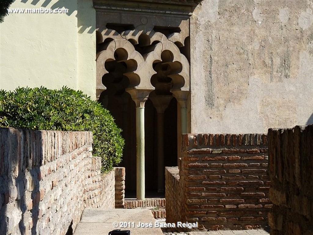Malaga Arcos Lobulados  Malaga