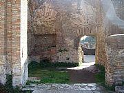 Basilica, Ostia Antica, Italia