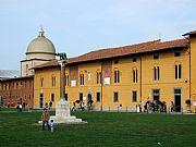 Piazza del Duomo, Pisa, Italia