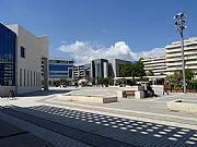 Foto de Marbella, Puerto Banus, España - Plaza de Antonio Banderas