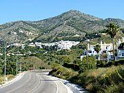 Carretera Mijas-Fuengirola , Mijas, España