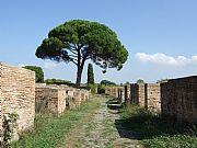 Ruinas de Ostia, Ostia Antica, Italia
