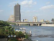 Nilo, El Cairo, Egipto