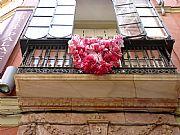 Calle Moreno Monroy, Malaga, España