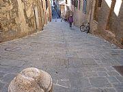 Via Camollia, Siena, Italia