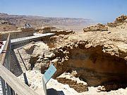 Cisterna del Este, Masada, Israel