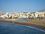 Playa de la Carihuela, Torremolinos, España