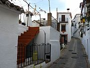 Benalauria, Valle del Genal, España