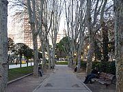 Plaza de España, Madrid, España