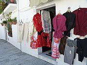 Calle del Barrio Santana, Mijas, España
