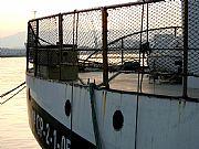 Foto de Malaga, Puerto de Malaga, España - Al anochecer