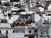 Foto de Mijas, Jardines del Muro, España - Casaserio blanquisimo