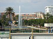 Parque del Oeste, Malaga, España
