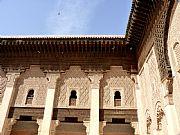 Madrasa de Ben Yuossef, Marrakech, Marruecos