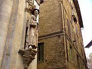 Via di Citta, Siena, Italia