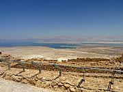 Mirador de la terma, Masada, Israel