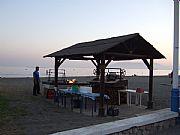 Playa de El Palo, Malaga, España