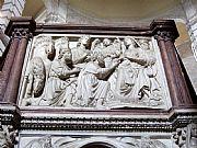 Baptisterio, Pisa, Italia