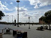Plaza de la Ciudadela, Bosra, Siria