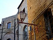 Via di Corbizzo, San Gimignano, Italia