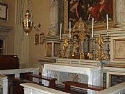 Iglesia de San Tommaso, Castel Gandolfo, Italia