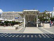 Plaza de Antonio Banderas, Marbella, España