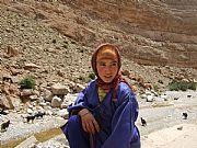 Gargantas del Dades, Tinghir, Marruecos