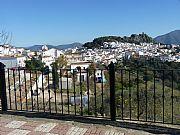 Mirador de Gaucin, Valle del Genal, España