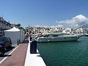 Foto de Marbella, Puerto Banus, España - Muelle