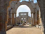 Qalaat Samaan, Qalaat Samaan, Siria
