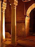 Tumbas Saadies, Marrakech, Marruecos