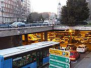Calle de Bailen, Madrid, España