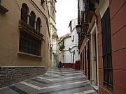 Calle Pedro de Toledo, Malaga, España