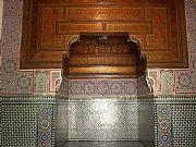 Palacio de la Bahia, Marrakech, Marruecos