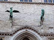 Via le Mura del Mandorlo, Volterra, Italia