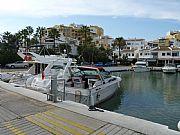 Puerto Cabopino, Marbella, España