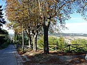 Via di San Biagio, Montepulciano, Italia