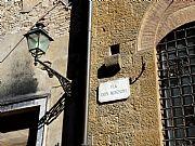 Via Don Minzoni, Volterra, Italia