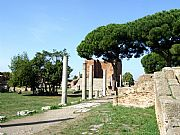 Foro, Ostia Antica, Italia