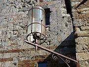 Piazza della Cisterna, San Gimignano, Italia
