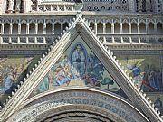 Fachada del Duomo, Orvieto, Italia